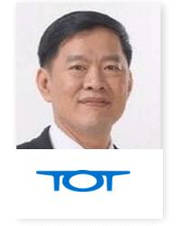 Rungsun Channarukul at Telecoms World Asia 2019 2019