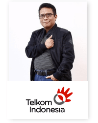 Saiful Hidayat at Telecoms World Asia 2019 2019