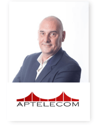 Sean Bergin at Telecoms World Asia 2019 2019