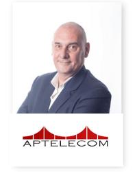 Sean Bergin at Telecoms World Asia 2019 2019