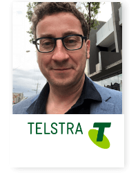 Simon Delord at Telecoms World Asia 2019 2019