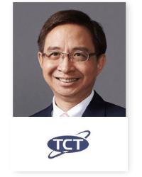 Supot Tiarawut at Telecoms World Asia 2019 2019