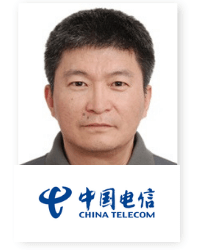 Weiguo Chang at Telecoms World Asia 2019 2019