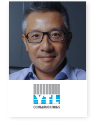 Wing Lee at Telecoms World Asia 2019 2019