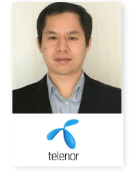 Winn Voravuthikunchai at Telecoms World Asia 2019 2019