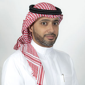 Mohammed Al-Abbadi speaking at Telecoms World Middle East