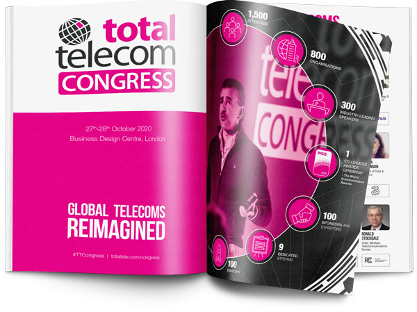 Total Telecom Congress 2020 prospectus