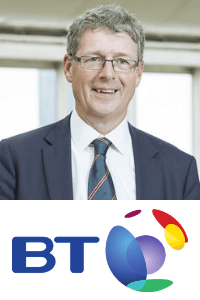 Howard Watson at Total Telecom Congress 2019