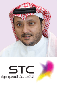 Haitem M Alfaraj at Total Telecom Congress 2019