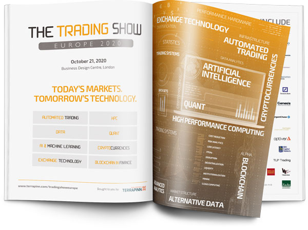 Trading Show Europe brochure