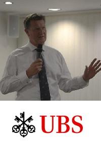 Ashley Davis, Managing Director, UBS