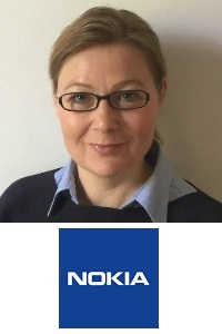 Camilla Winsten, Global Head of Design Services, Nokia