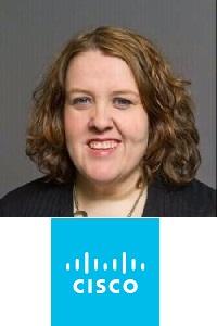 Eleanor Cavanagh-Lomas, Vice President HR, EMEA, Cisco