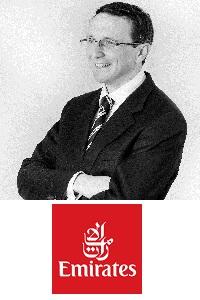 Richard Jenkins, CMO, Emirates
