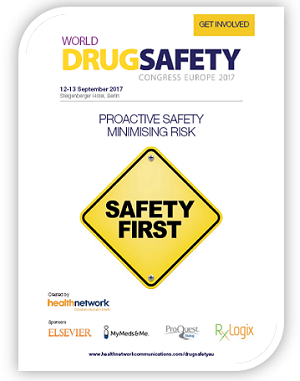 Drug Safety EU 2017 sponsorship brochure