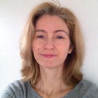 Celine Adessi at World Drug Safety Congress Europe 2019