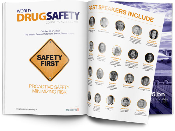 World Drug Safety Congress Americas sponsorship brochure
