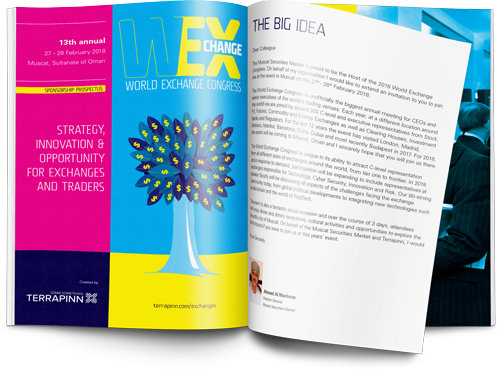 Download the World Exchange Congress 2018 brochure