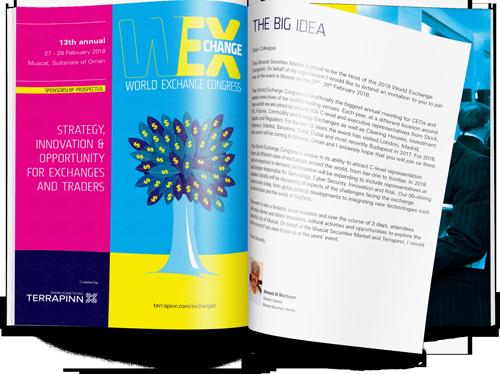 Download the World Exchange Congress 2018 brochure