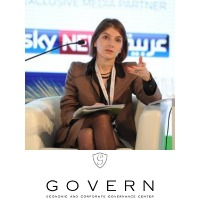 Alissa Amico, Managing Director, GOVERN Economic and Corporate Governance Center