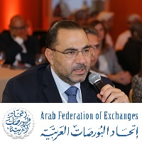 Fadi Khalaf, Secretary General, Arab Federation of Exchanges