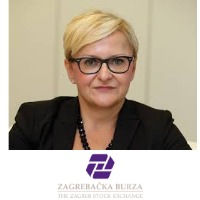 Ivana Gazic, President of the Board, Zagreb Stock Exchange