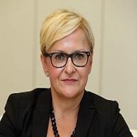 Ivana Gazic, President of the Board, Zagreb Stock Exchange
