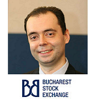 Lucian Anghel, President of the Board of Governors, Bucharest Stock Exchange