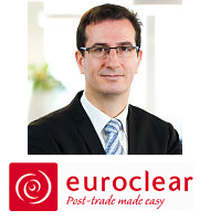 Stephan Pouyat, Global Head of Capital Markets and Funds Services, Euroclear