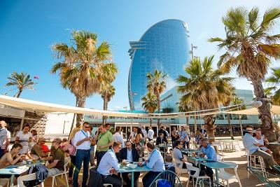 Yacht party at World Gaming Executive Summit 2015
