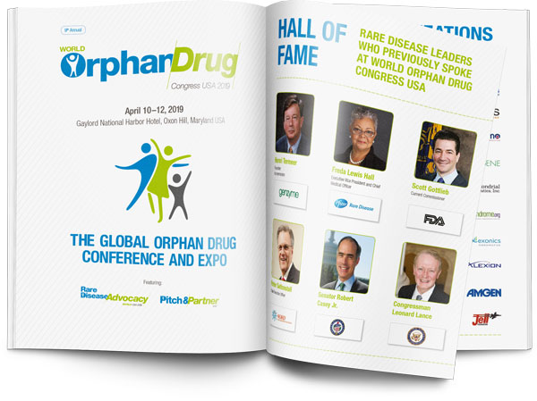 Sponsor World Orphan Drug Congress USA