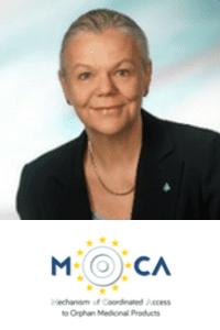 Anna Bucsics at World Orphan Drug Congress USA