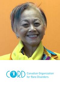 Durhane Wong-Rieger at World Orphan Drug Congress USA