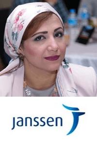 Rania Ashraf at World Orphan Drug Congress USA