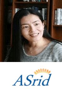 Yukiko Nishimura at World Orphan Drug Congress USA