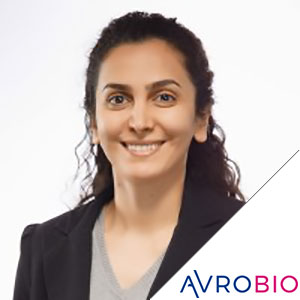 Azadeh Golipour, speaking at World Orphan Drug Congress USA