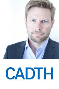 Trevor Richter at World Orphan Drug Congress 2019
