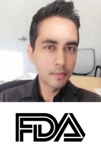Nirjal Bhattarai at World Orphan Drug Congress 2019