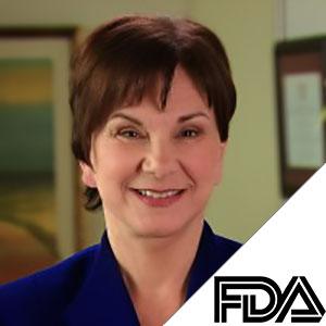 Janet Woodcock speaking at World Orphan Drug Congress USA
