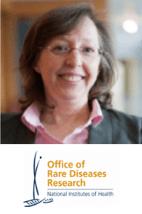 Anne Pariser at World Orphan Drug Congress 2019