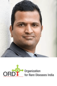 Harsha Rajasimha at World Orphan Drug Congress 2019