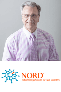 Peter Saltonstall at World Orphan Drug Congress 2019