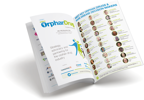 World Orphan Drug Congress 2018  sponsorship prospectus