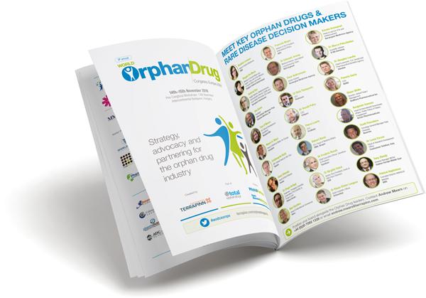 World Orphan Drug Congress 2018  sponsorship prospectus