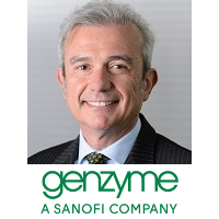 Dr Carlo Incerti, SVP, Head of Global Medical Affairs, CMO, Genzyme, A Sanofi Company