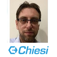 Dr Diego Ardigo, Chair, IRDiRC Therapies Scientific Committee & R&D Rare Diseases Unit Head at Chiesi Group