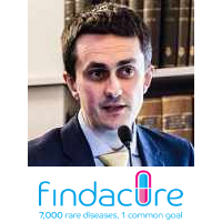 Rick Thompson, CEO, Findacure