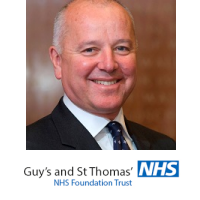 Ian Abbs, Chief Medical Officer,  Guys' and St. Thomas' NHS Foundation Trust