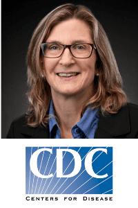 Dr Inger Damon speaking at World Vaccine Congress Washington