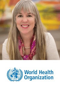 Dr Kate O'Brien speaking at World Vaccine Congress Washington